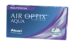 Multifocal Air Optix Aqua